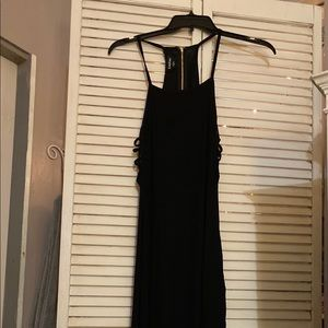 BeBe long Maxi dress size M